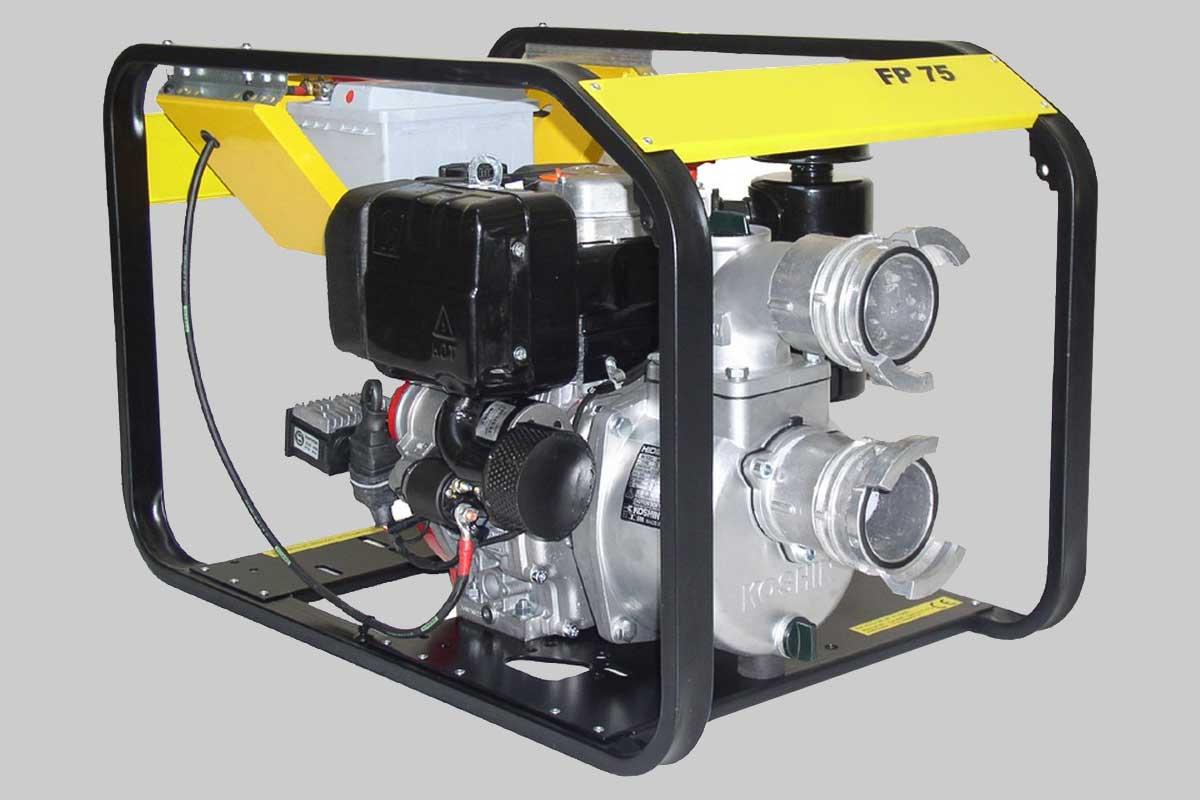Pumpen und Motorpumpen